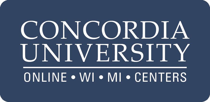 Concordia University Logo Ad