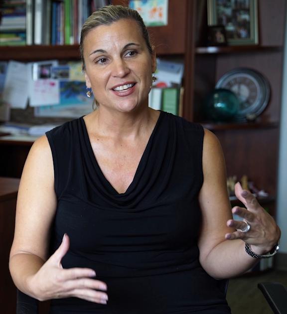 Laurie Burgos, director of bilingual programs and equity, Verona Area School District