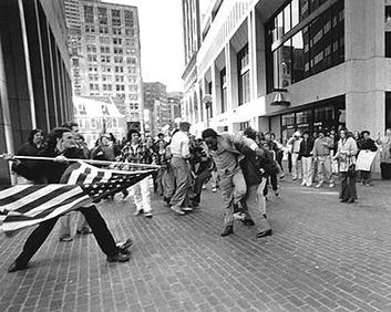 The Soiling of Old Glory