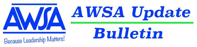 AWSA Update Bulletin Banner