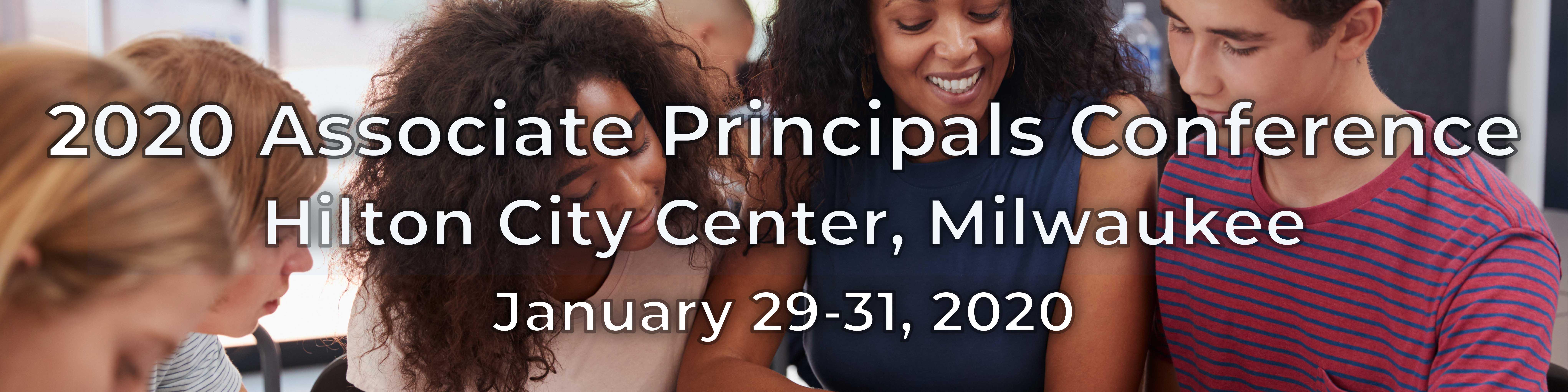 Associate Principals Conference